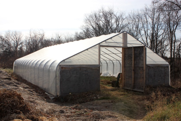 30 x 60 foot greenhouse.  My dream.