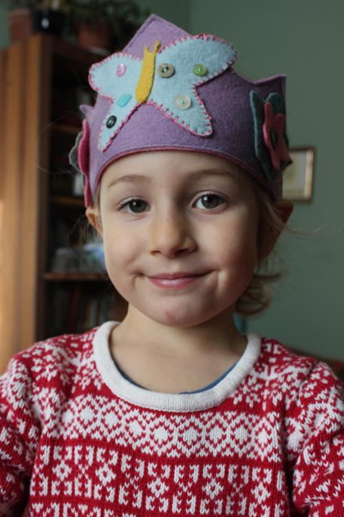 Ella 5 years