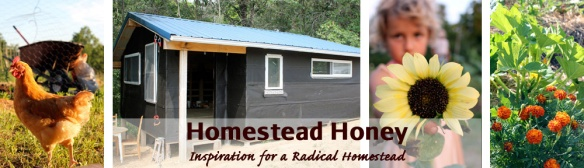 Homestead Honey new website