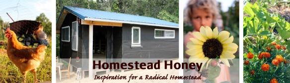 Homestead Honey new website